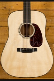 CF Martin Custom Shop Dreadnought Adirondack with Sinker Mahogany