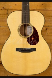 CF Martin Custom Shop 0M-14 Fret Adirondack and Sinker Mahogany