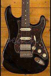 Xotic California Classic XSC-2 Black Medium Aged