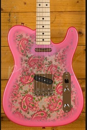 Fender Classic 69 Tele Pink Paisley