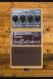 Boss FBM-1 '59 Fender Bassman