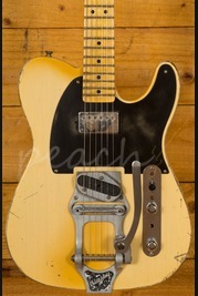 "Fender CS Masterbuilt Paul Waller - Bob Bain ""Son of The Gunn"" Tele"