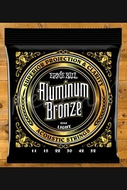 Ernie Ball - 11-52 Aluminium Bronze Light