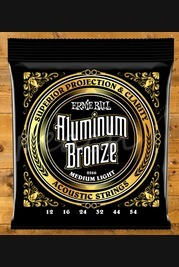 Ernie Ball - 12-54 Aluminium Bronze Medium Light