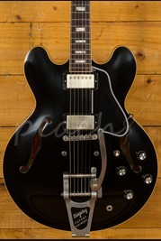 Gibson Memphis ES-335 Anchor Stud Bigsby VOS Antique Ebony