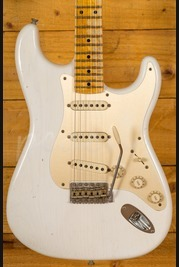 Fender Custom Shop 57 Journeyman Relic Strat White