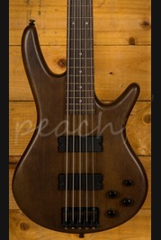 Ibanez GSR205B-WNF 5 String Bass Walnut Flat