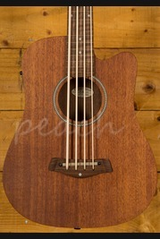 Gold Tone Micro Bass Electro Acoustic Fretless
