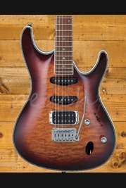 Ibanez 2018 SA460QM - Antique Brown Burst