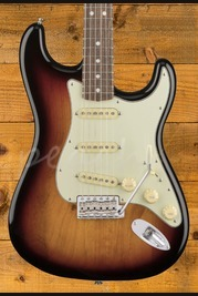 Fender American Original '60s Strat - Rosewood Board, 3-Colour Sunburst