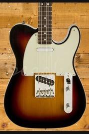 Fender American Original '60s Telecaster - Rosewood Board, 3-Colour Sunburst