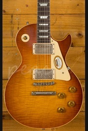 Gibson Custom Limited Run Mick Ralphs 1958 Les Paul Standard #8 7049 Replica
