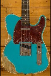Fender Custom Shop '60 Tele Heavy Relic Taos Turquoise