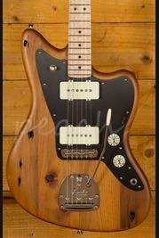 Fender 2017 Ltd American Pro Jazzmaster Pine Natural