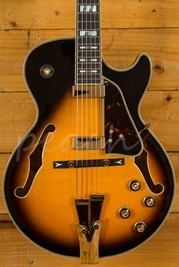 Ibanez GB10SE-BS George Benson Brown Sunburst