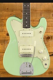 Fender Parallel Universe Jazz-Tele RW Surf Green