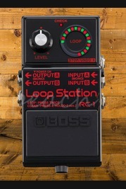 Boss RC-1 Looper Black