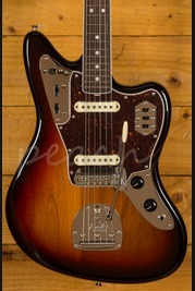 Fender American Original '60s Jaguar - Rosewood Board, 3-Colour Sunburst