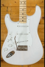 Fender American Original '50s Strat - Maple Board, White Blonde, Left Handed