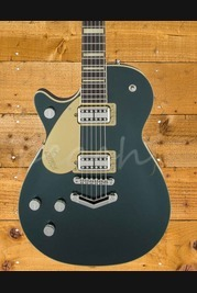 Gretsch - G6228 PRO Players Edition Jet BT - Left Hand - Cadillac Green Metallic