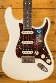 Fender American Elite Stratocaster HSS ShawBucker RW Olympic Pearl