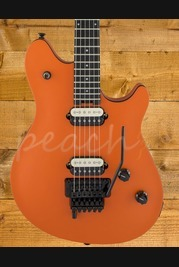 EVH Wolfgang Special - Ebony Fingerboard - Satin Orange Crush