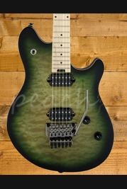 EVH Wolfgang Standard - Maple Fingerboard - Quilt Maple Top - Zilla burst