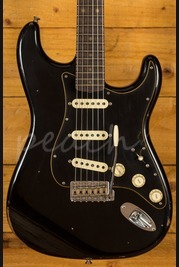 Fender Custom Shop Dual-Mag Strat Relic Limited Edition Black