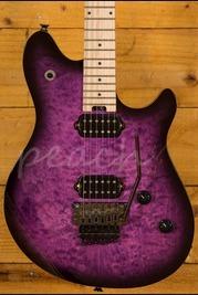 EVH Wolfgang WG Standard Trans Purple Burst