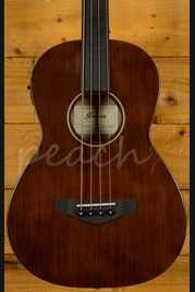 Ibanez AVNB1FE-BV Artwood Vintage Parlour Bass Fretless Brown Violin