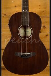 Ibanez AVNB1E-BV Artwood Vintage Parlour Bass Brown Violin