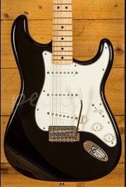 Fender Mex Standard Strat Black Maple *Cosmetic Damage*