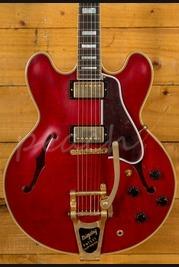 Gibson Memphis ES-355 VOS Sixties Cherry Dark Rosewood Bigsby
