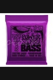 Ernie Ball Power Slinky Bass 55-110