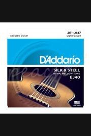 D'addario - 11-47 Silk & Steel