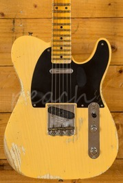 Fender Custom Shop 52 Telecaster Relic Used