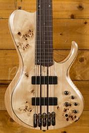 Ibanez BTB845SC-NTL 5 String Bass Natural Low Gloss