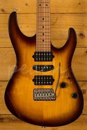 Suhr Modern Antique Limited Edition 2 Tone Sunburst Roasted Maple
