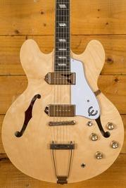 Epiphone Casino Hollowbody Electric Guitar - Natural