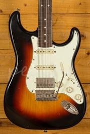 Xotic California Classic XSC-2 3 Tone Burst Light Aged