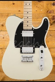 Squier Contemporary Telecaster HH Maple Pearl White
