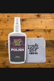 Ernie Ball Guitar Polish & Cloth