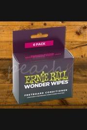 Ernie Ball Wipe Fret Conditioner 6 Pack