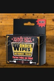 Ernie Ball Wipe Instrument Polish 6 Pack