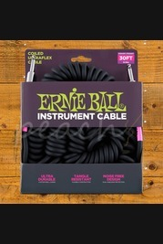 Ernie Ball Coil Cable 30ft Black