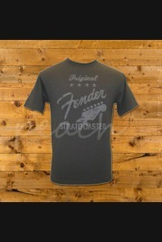 Fender Original Strat T-Shirt Charcoal M