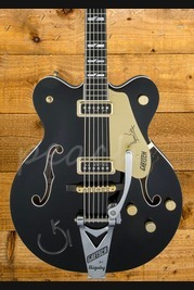 Gretsch G6120TB-DE Duane Eddy 6-String Bass Black