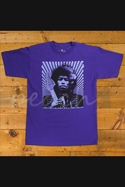 Fender Hendrix Kiss The Sky T-Shirt Purple L