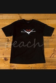 Fender Custom Shop Original Logo T-Shirt M