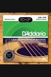 D'Addario - 16-70 Coated Baritone